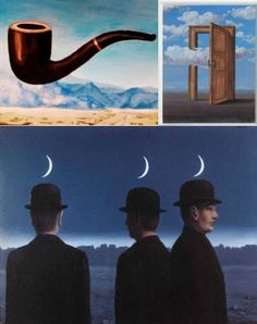 Let's discover the famous paintings of René Magritte the well known Belgian surrealist painter. The exhibition returns on the image betrayal with more than a 100 of artwork.  We find there the 5 elements with which he works : the fire, the shadows, the curtains, the words and the body split.  From the 21st of Septembre to the 23rd of January Centre Pompidou : Place Beaubourg 75004   Métro (10 minutes from La Maison Saint Germain): Châtelet (line 4)