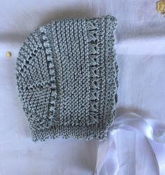 Blog Abuela Encarna Knitting For Kids, Knitting For Beginners, Baby Knitting Patterns, Knitting Designs, Free Knitting, Crochet Baby, Knit Crochet, Crochet Hood, Crochet Pattern