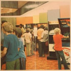 The Ref Baron Arcade mid 70s