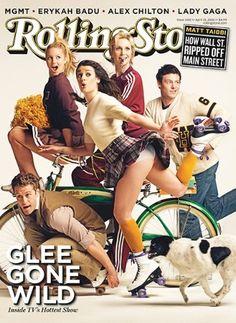 Glee - Rolling Stone (2010 Apr)