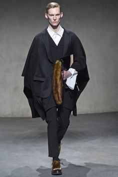 22/4 Hommes fall/winter 2015/2016 men's wear
