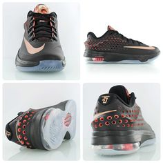 NBA Finals time is time for the game's elite: Nike KD 7 Elite Rose Gold