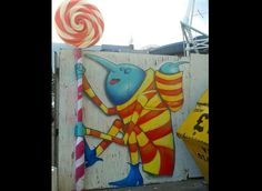 http://fatcap.co.uk Cardiff Wales Graffiti Street Art