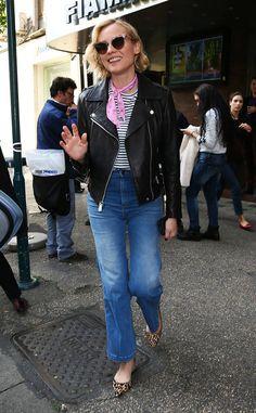 Diane Kruger from The Big Picture: Today's Hot Photos  When in Rome! The style star keeps things simple around town in Italy.