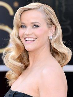 ClioMakeUp-trucco-anni-50-capelli-vintage-retrò-vestiti-abiti-stile-Reese-Witherspoon