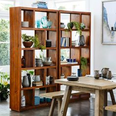 Somers Bookcase 2040 x 1000mm