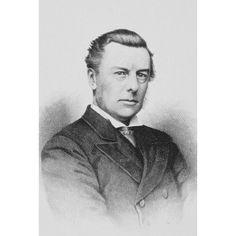 Joseph Chamberlain 1836 To 1914 Father Of Neville Chamberlain Member Of Parliament Canvas Art - Ken Welsh Design Pics (11 x 17)