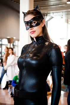 catwoman cosplay woman