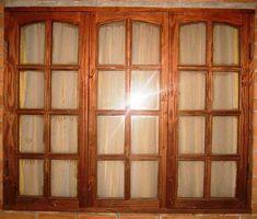 Ventanas De Madera Modernas Imagui Puertas En 2019 Wooden