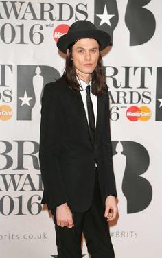 James Bay bei den Brit Awards