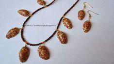 Decoupage pistachio shells