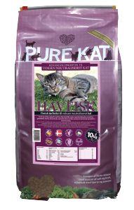 Kingsmoor HAVFISK - neutraliseret kat - 10 kg