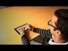 Touchscreen braille technology - Stanford University