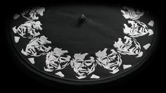 Embroidered Zoetrope on Behance