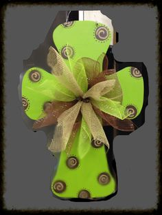 Cross door Hanger door decor christmas by Furnitureflipalabama, $25.00