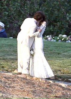 Ian Somerhalder and Nikki Reed got married in Santa Monica, California Ian Somerhalder Nikki Reed, Ian And Nikki, Gorgeous Men, Beautiful, Celebs, Celebrities, Santa Monica, Got Married, Wedding Photos