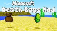 Death Bags Mod 1.11.2 - minecraft mods 1.11 : Both the bag and the gem can be disabled via config. Please be aware that this m ...   | http://niceminecraft.net/tag/minecraft-1-11-2-mods/