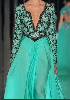Abed Mahfouz Fall 2011 Couture