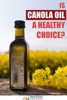 Is canola oil a healthy choice? Here is an evidence-based guide that looks at facts rather than opinions. #canola #nutrition #rapeseed Food Chemistry, Food Science, Nutrition Articles, Diet And Nutrition, Lipid Profile, Edible Oil, Rapeseed Oil, Peanut Oil