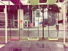 #Montreal in the #rain swing #bus_station