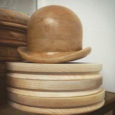 Guy Morse-Brown Hat Blocks