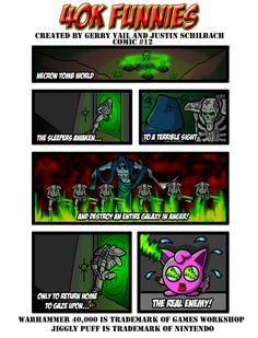 40K Funnies - Page 12 by The-Great-Geraldo.deviantart.com on @deviantART