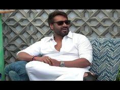 Ajay Devgan launches Sheesha Sky Lounge in Mumbai.