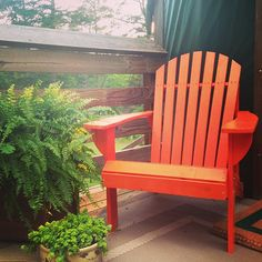 Build your own Adirondack Chairs to take with you to the campsite!