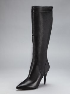 High heeled boots are my fave!