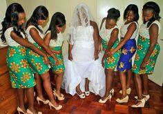 Real Weddings - Kenya Weddings : Wedding Gowns | Venues | Planners | Honeymoon...and more - Get Inspired