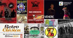 Agenda | Danza en el teatro + teatro + rock + feria de vehículos clásicos y de época en BEC!