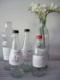Resultado de imagen para reciclado de botellas de vidrio