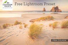 Free Lightroom Preset | Pina Colada – Love Lightroom Presets