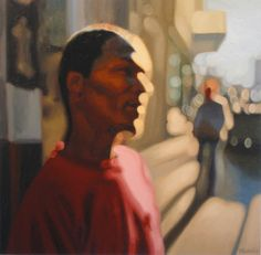 Philip Barlow - the portrait