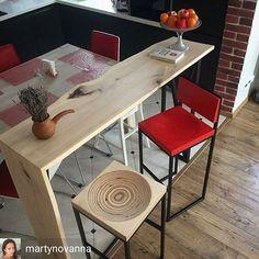 #отзывызаказчиков  @martynovanna -  Пазл сложился : барная стойка и чудо-стульчики нашли своё место в нашем доме @1more.pro и @archpole спасибо за воплощение  - #regrann ... #loft #1morepro #onemorepro #industrial #loftdesign #loftinteriors #лофт #эколофт #шкура #лофтмебель #винтаж #vintage #лофтдизайн #лофтинтерьер #мебельлофт #Ярославль #вяз #ильм #карагач #мебельназаказ #лофтинтерьер #столлофт #индастриал #консоль