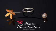 #ring #daxtulidi #gloria #flower #louloudi #pearl #margaritari