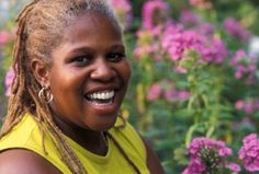 Speaking at the Clarku Summit! Please register & join us meet Karen Washington, president of the New York City Community Garden Coalition