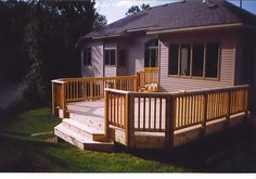 Outdoor Home Railings   Deck Railings; Deck Stairs; Deck Plans; Outdoor. Most building codes ...