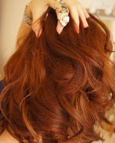 Koyu Saçtan Davines Mask 6.34 Dore Bakır Kumral Renge Geçiş-Saç, Kozmetik ve Hayat..
