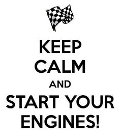 Image result for start your engines