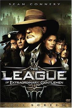 The League of Extraordinary Gentlemen  - Dvd