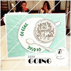 #concordand9th  #handmadecard #stamping ##stamping #coffeecard