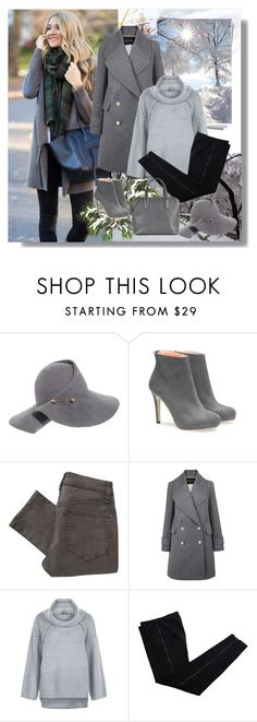 """""""Winter pictures"""" by rosely25 ❤ liked on Polyvore featuring Eugenia Kim, Marc by Marc Jacobs, Tara Jarmon, New Look, COSTUME NATIONAL and Valextra"""