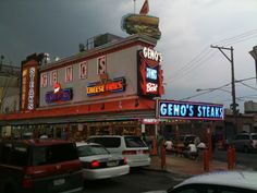 Home of the original Philly Cheesesteak - Geno's Steaks - Philadelphia, PA