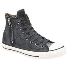 these are cool. Chuck Taylor AS Zip Hi - Sneakers by Converse - Article Number: 227998 - from 89.99 £ - EMP Mail Order UK Ltd. ::: The Heavy Metal Mailorder ::: Merchandise, Shirts and more!