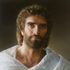 Jesus – Akiane Gallery *Newest painting of Jesus, 19 years in the making