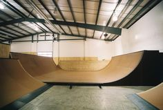 indoor skateboard park obstacles - Google Search