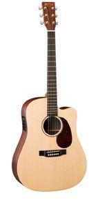 My Guitar! Martin DCX1E