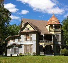 Victorian in Waxahachie Texas