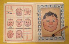 Ciroka- Paroka / vasporos-mágneses játék / 1950 körüli - Egyéb régiség | Galéria Savaria online piactér - Antik, műtárgy, régiség vásárlás és eladás